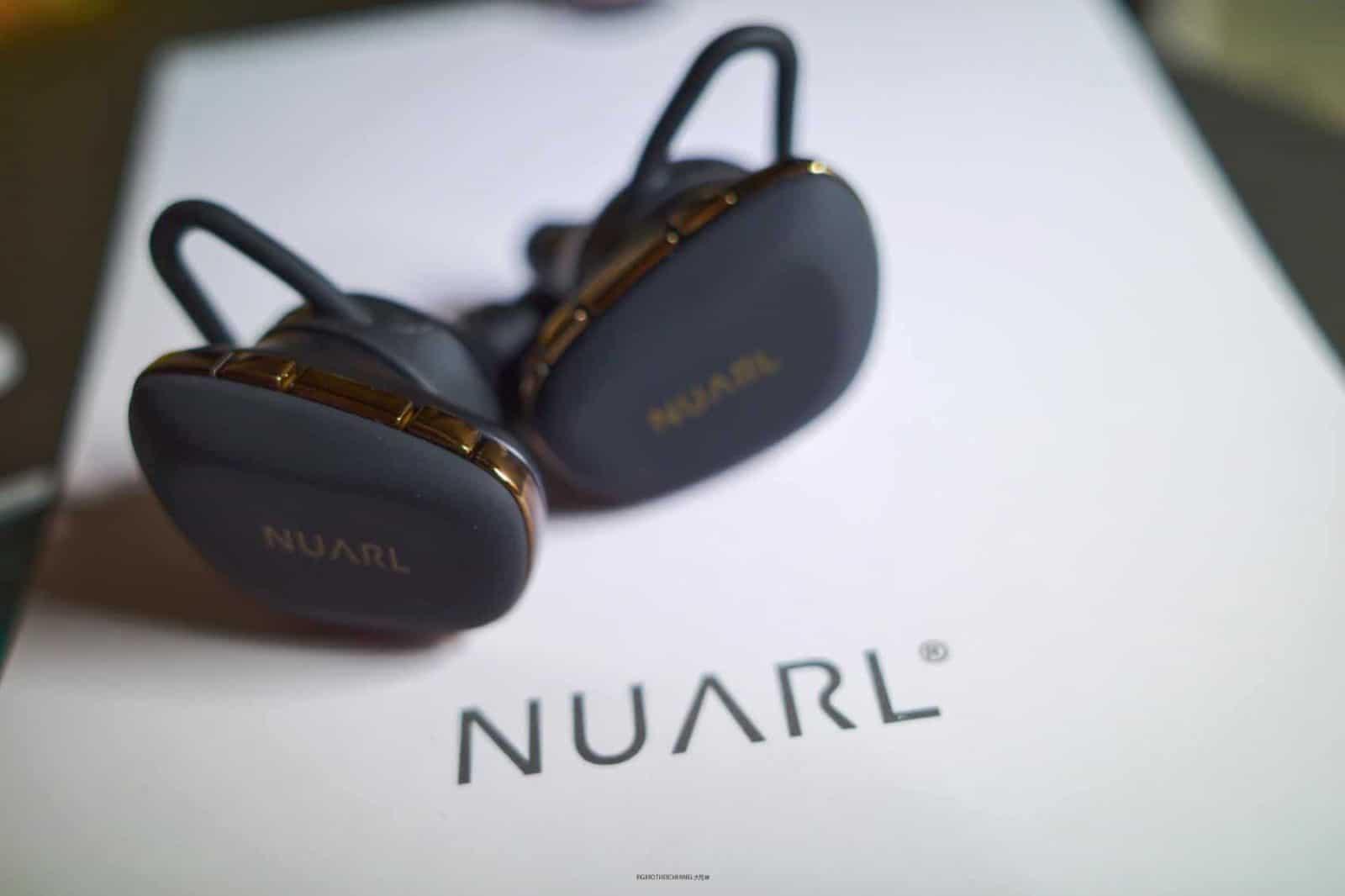 nuarl n6 pro開箱