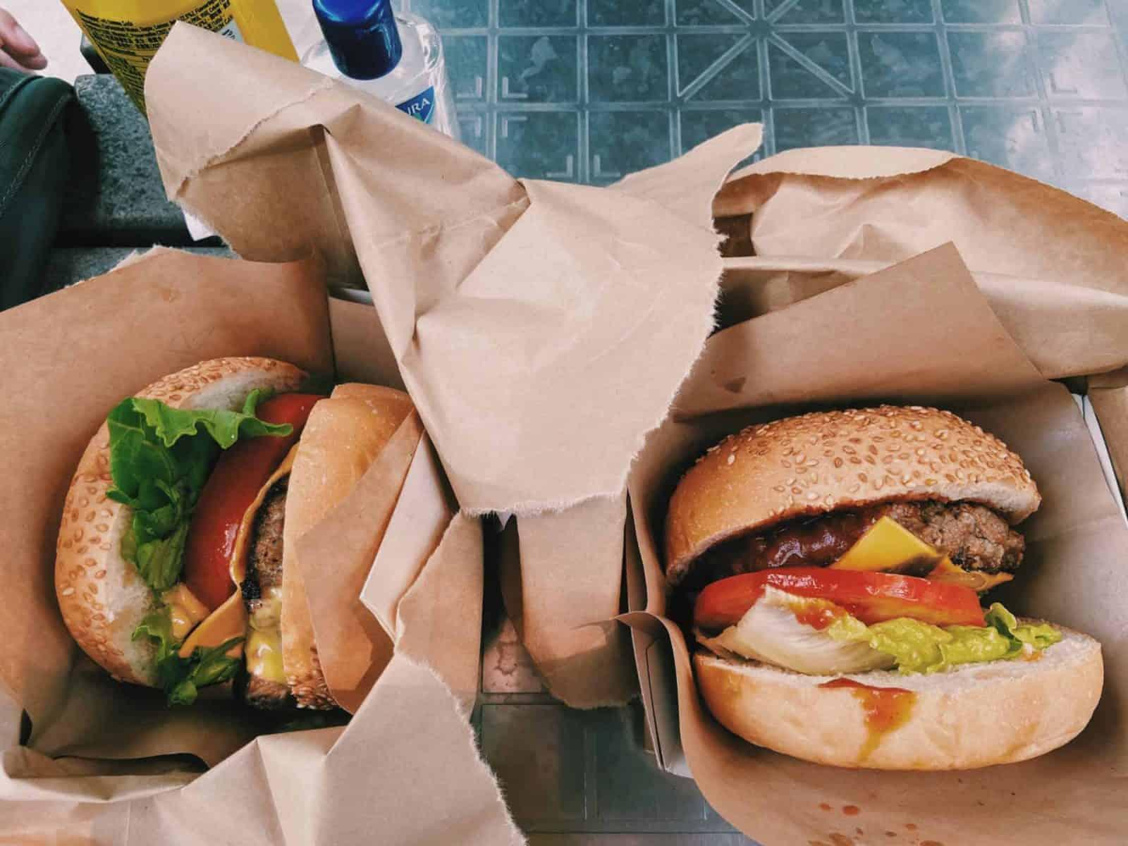 威威美食 屯門好味漢堡包 8