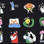 Whatsapp動態Stickers你用緊未
