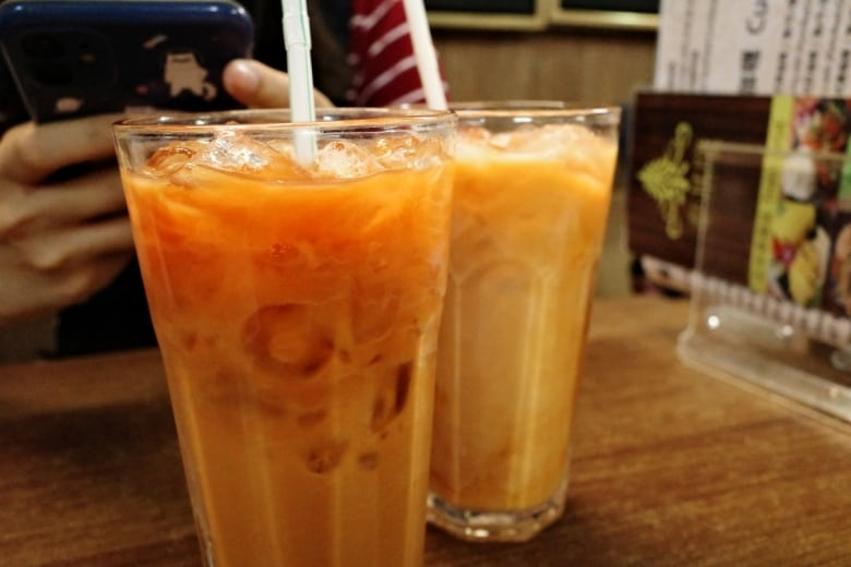 泰基隆-凍奶茶-凍咖啡