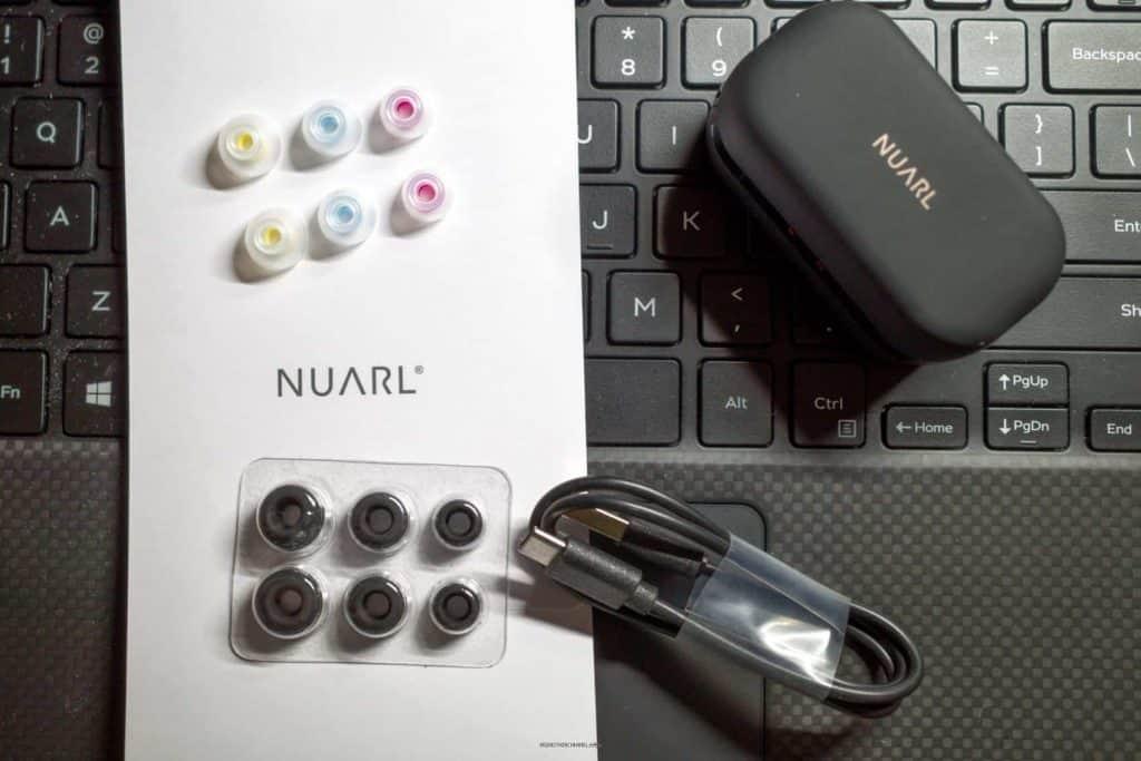 Nuarl N6 pro評測開箱