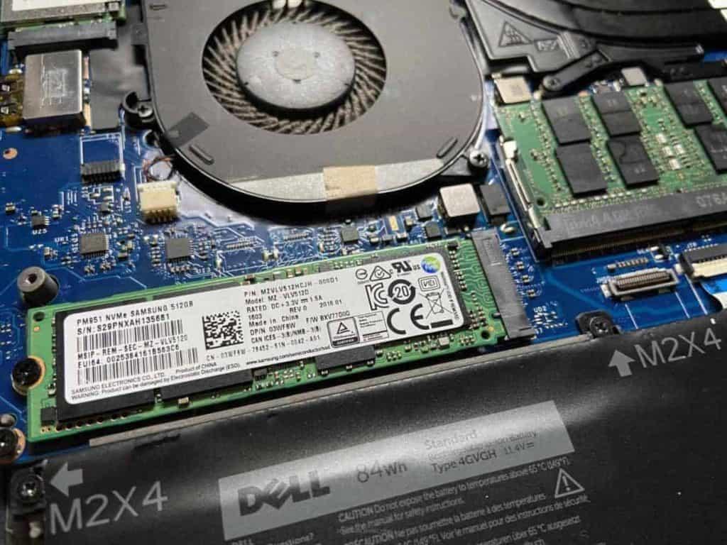 z動手升級Laptop電腦的SSD 附教學 4