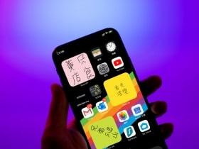 iPhone Widget推介