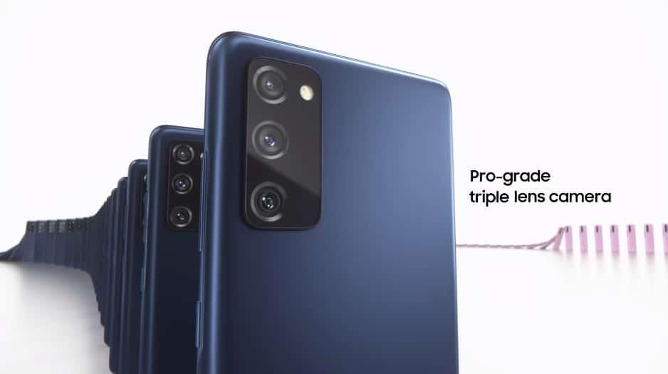 Galaxy S20 FE 鏡頭