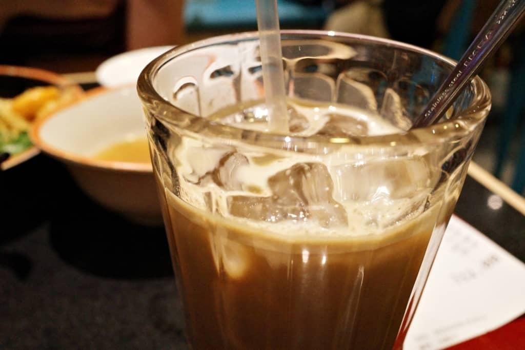 沙田黃店:Mimila-凍檳城白咖啡