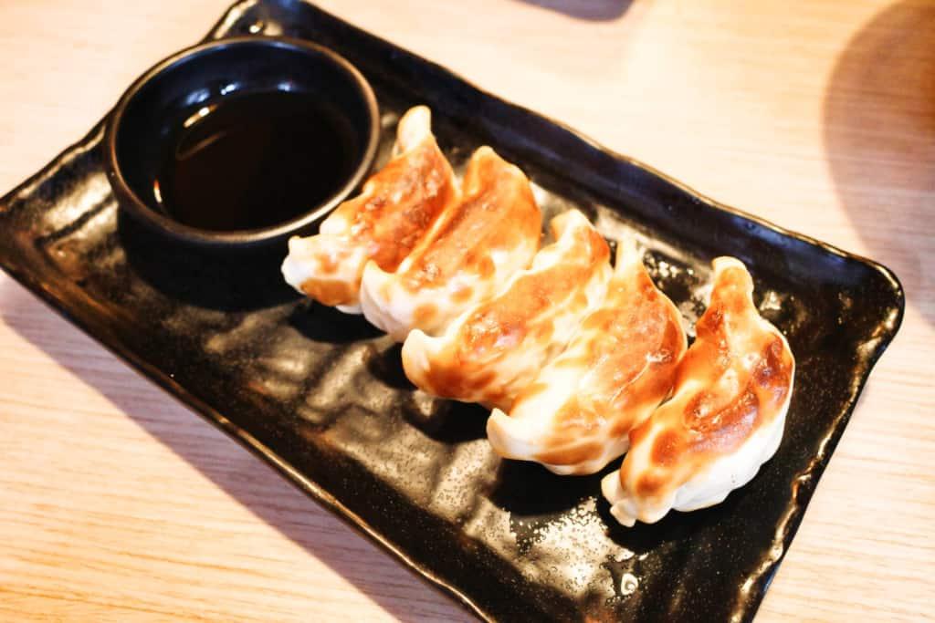 一生懸麵:餃子