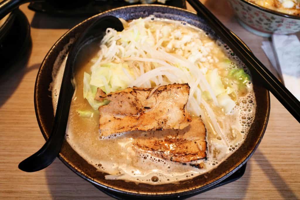 一生懸麵:名古屋二郎系拉麵