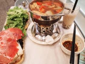將軍澳黃店:大茶飯