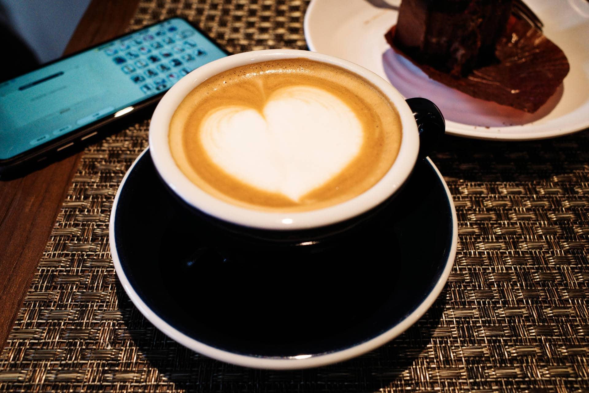 籃子咖啡 行完藍地水塘必試cafe小店10