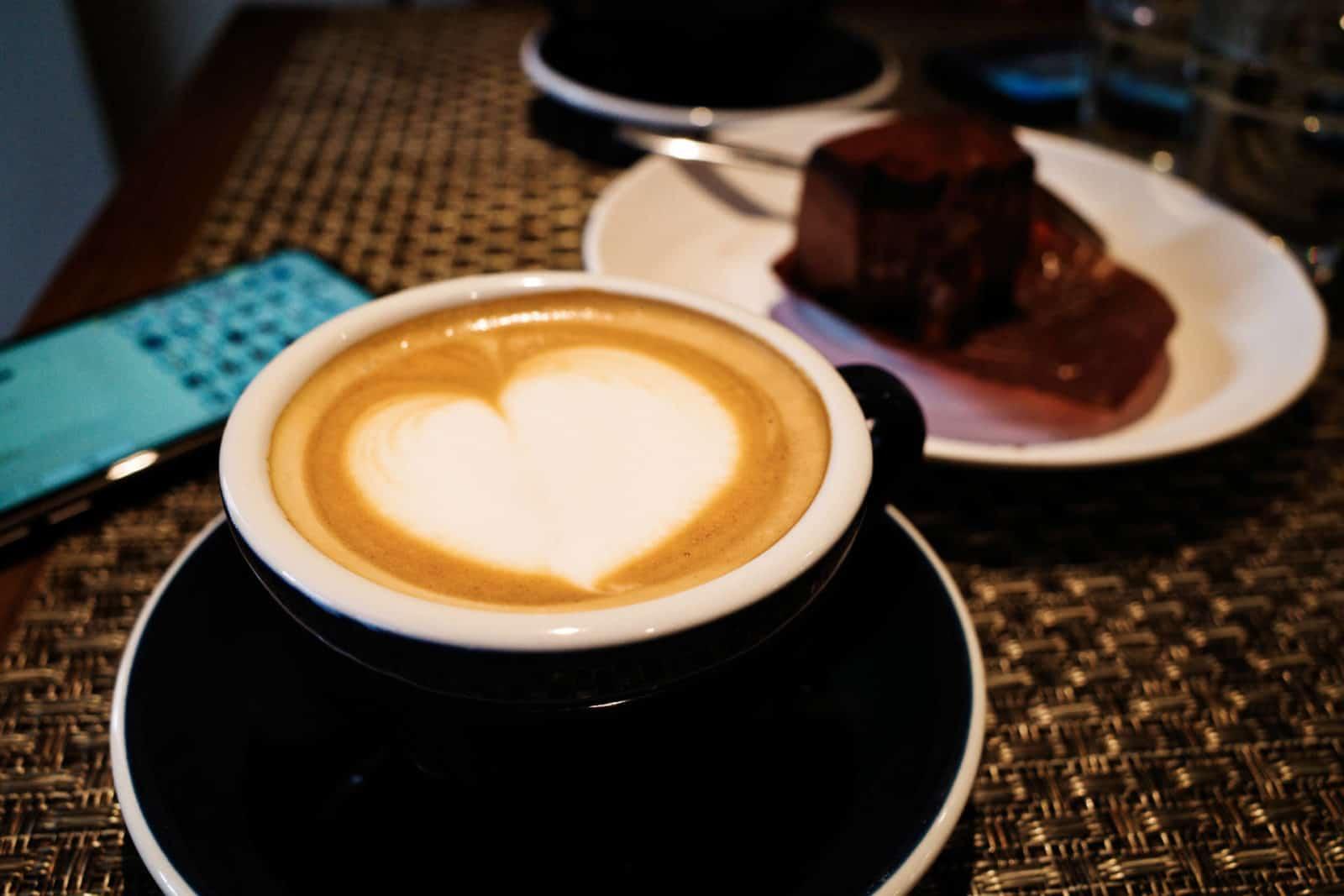籃子咖啡 行完藍地水塘必試cafe小店9