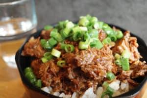 CHI Tachinomi 日式串燒店超濃味特式牛肉飯9