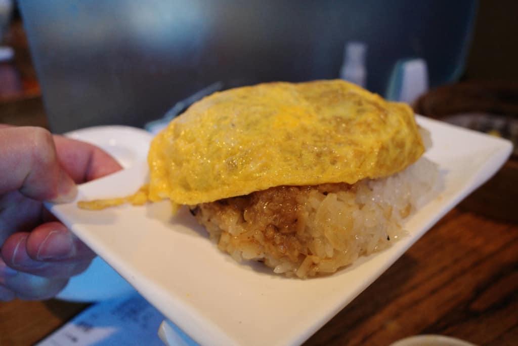 蒸廬-鳳凰煎糯米雞