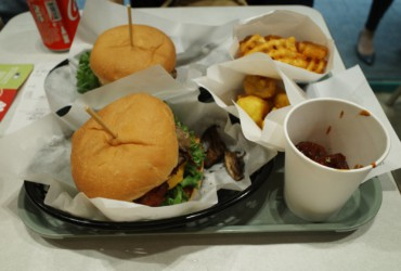 尖沙咀黃店 嘉寶漢堡 換大咗鋪位味道依然高水準 1