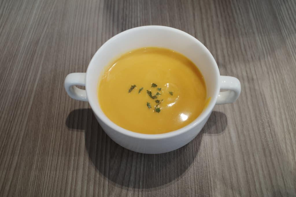 Diff Cafe: 餐湯(南瓜湯)