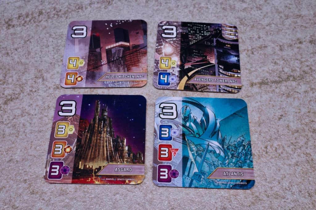 Board Game試玩 Splendor璀璨寶石 Marvel版 初體驗 10