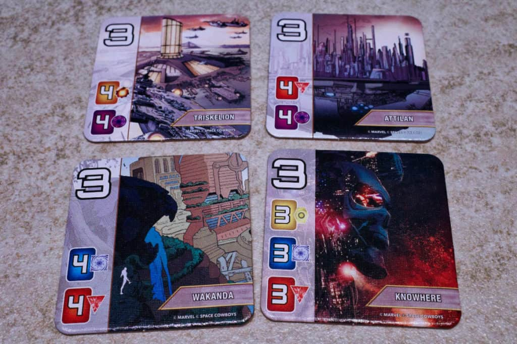 Board Game試玩 Splendor璀璨寶石 Marvel版 初體驗 8 1