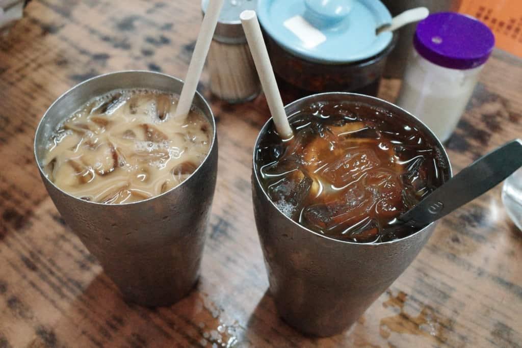 陳通記:凍奶茶+凍檸茶