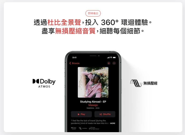 iOS14.6 Apple Music更新