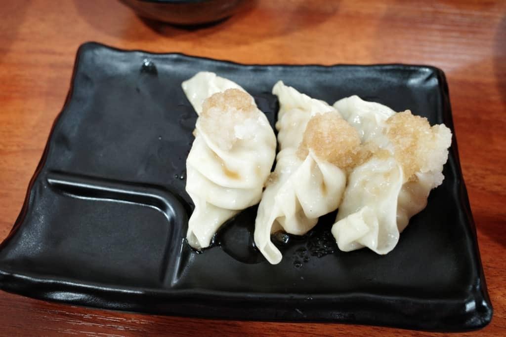 Ramen Nagi 凪拉麵:凪豚餃