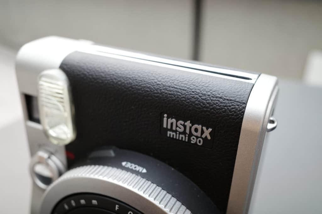 Instax Mini 90 相紙出口位