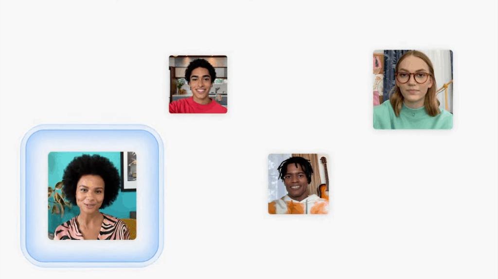 FaceTime 更新:通話質素提升