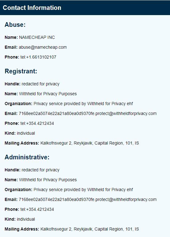 網域安全 ICANN 例子